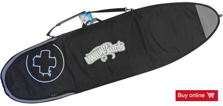 MB Surfboard Bag Manual